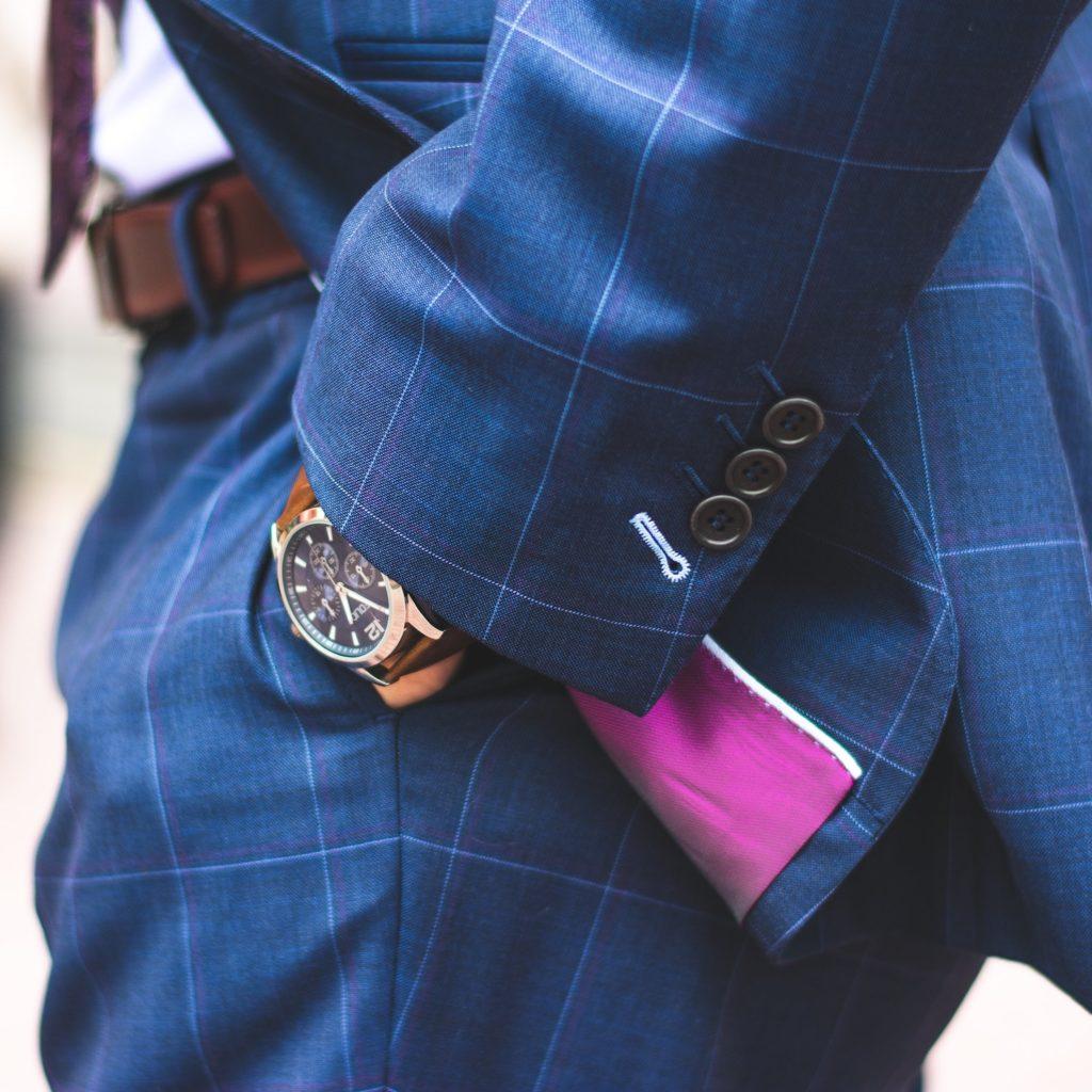 suit accessories watch